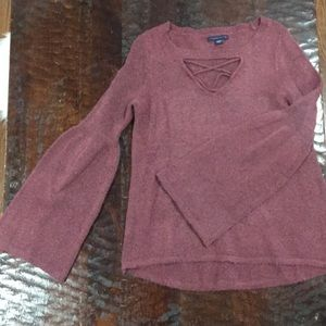 American Eagle Women's Sweater Size Small
